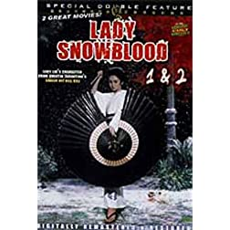 Lady Snowblood 1&2 Special Double Feature