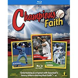 Champions of Faith [Blu-ray]