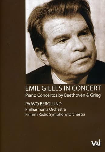 Emil Gilels in Concert: Beethoven & Grieg