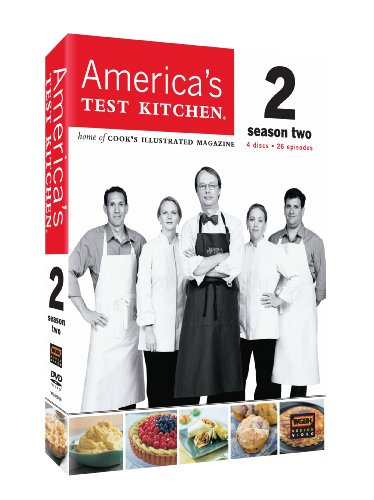 America's Test Kitchen: The Complete 2nd Season