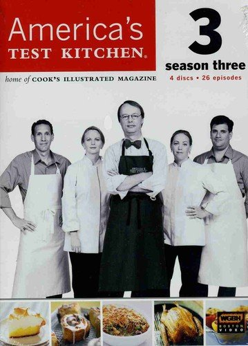 America's Test Kitchen: The Complete 3rd Season