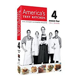 America's Test Kitchen: Season 4 (4pc)