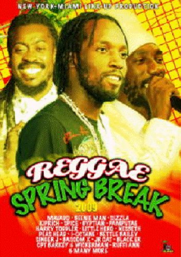 Reggae Spring Break 2009