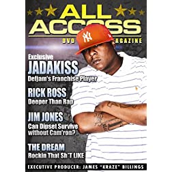 All Access DVD Magazine, Vol. 21