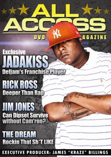 All Access DVD Magazine, Vol. 21