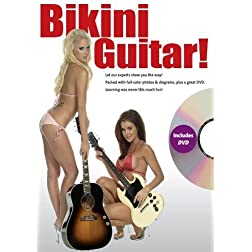 Bikini Guitar!
