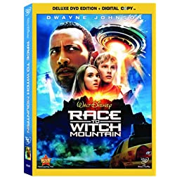 Race to Witch Mountain (Two-Disc Extended Edition + Digital Copy)
