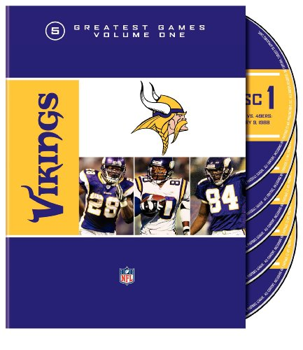NFL: Minnesota Vikings - 5 Greatest Games
