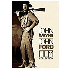 John Wayne-John Ford Film Collection 2009 (The Searchers Two-Disc Special Edition / Fort Apache / She Wore a Yellow Ribbon / They Were Expendable / 3 Godfathers ... The Wings of Eagles / Directed by John Ford)