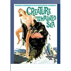 Creatures from the Haunted Sea