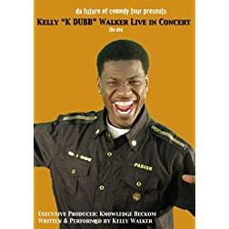 Da Future of Comedy Tour Presents K DUBB LIVE In Concert