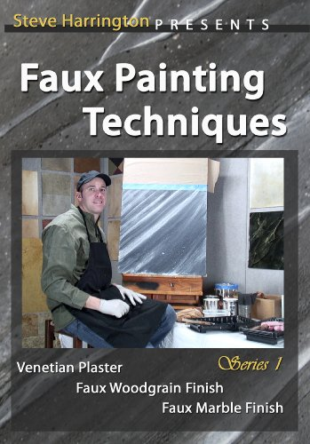 Faux Painting Techniques - Series 1