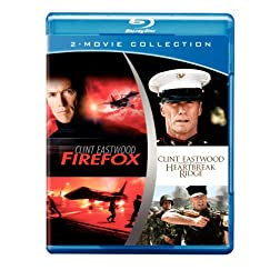 Firefox / Heartbreak Ridge (2-Movie Collection) [Blu-ray]