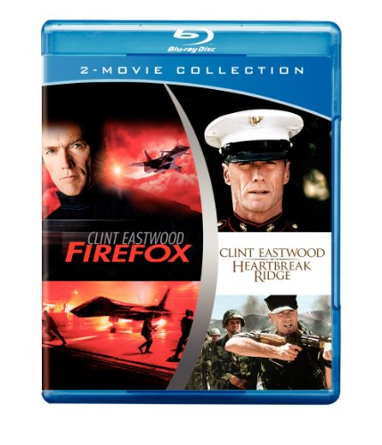 Firefox / Heartbreak Ridge (2-Movie Collection) [Blu-ray]
