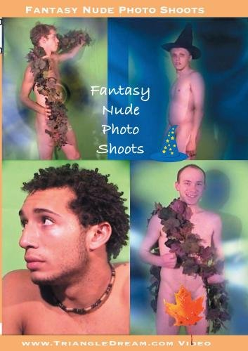 Fantasy Nude Photo Shoots