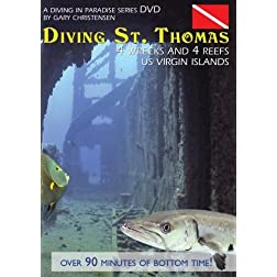 Diving St. Thomas