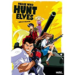 Those Who Hunt Elves: Complete Collection