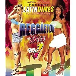 Latin Dimes Reggaeton Mix, Vol. 1