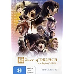 Tower of Druaga-Season 1