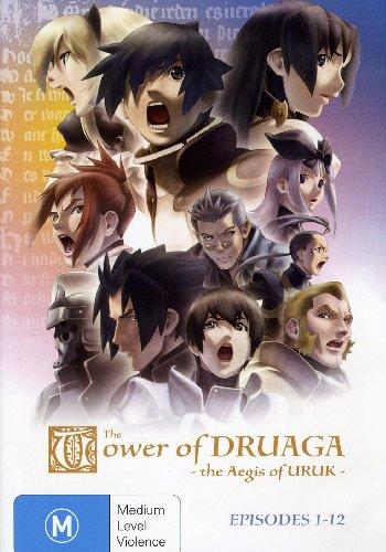 Tower of Druaga-Season 1