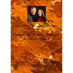 Dyslexia and Writing Challenges in Gifted Children