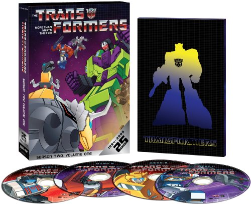 Transformers: Season Two, Volume 1 (25th Anniversary Edition)