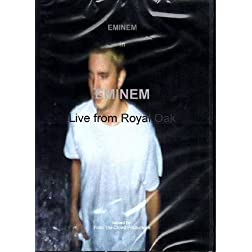 EMINEM Live from Royal Oak