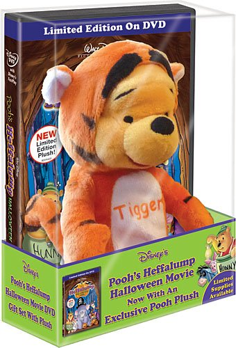 Pooh's Heffalump Halloween Movie (Limited Edition with Plush)