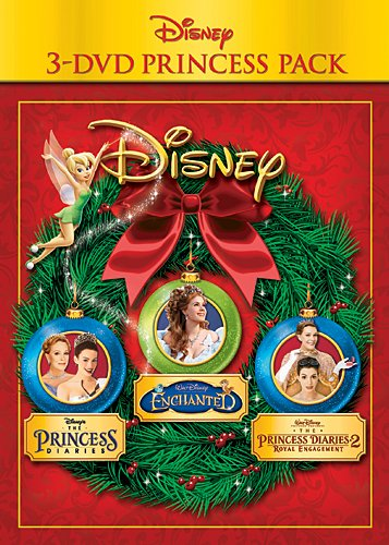 Disney Holiday Princess 3-Pack