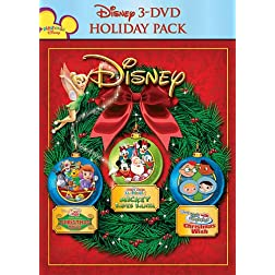 Playhouse Disney 3-Pack