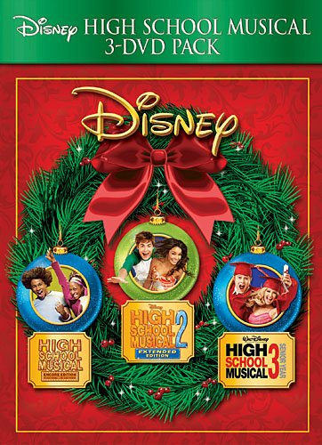 Disney Holiday High School Musical 3-Pack