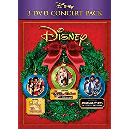Disney Holiday Concert 3-Pack