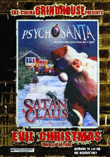 Evil Christmas: Psycho Santa/Satan Claus