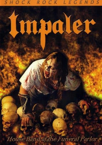 Impaler:House Band at the Funeral parlor