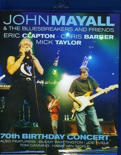 John Mayall & The Bluesbreakers and Friends: 70th Birthday Concert [Blu-ray]