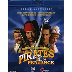 The Pirates of Penzance - Gilbert & Sullivan / Australian Opera [Blu-ray]