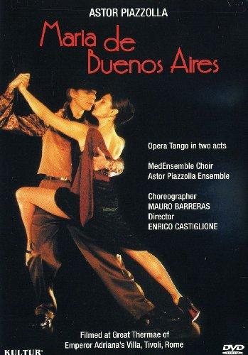 Maria De Buenos Aires - Opera Tango / Astor Piazzola