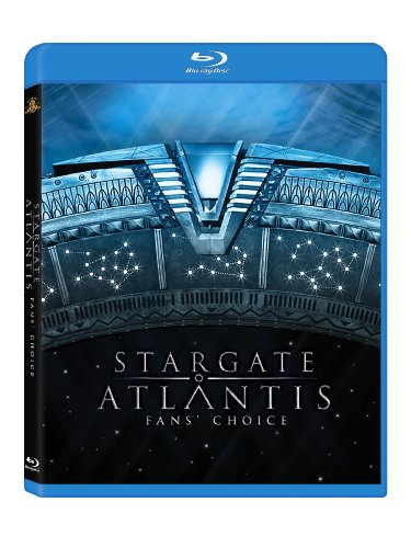 Stargate Atlantis: Fans' Choice [Blu-ray]
