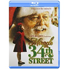Miracle on 34th Street (1994) [Blu-ray]