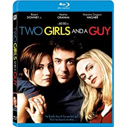 Two Girls and a Guy [Blu-ray]