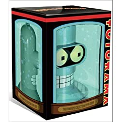 Futurama: The Complete Collection