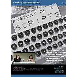 Anatomy of a Script 3 - Marshall Herskovitz