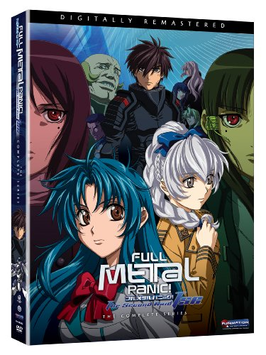 Full Metal Panic! The Second Raid: The Complete Series- Remastered