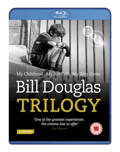 Bill Douglas Trilogy [Blu-ray]
