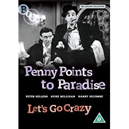 Penny Points To Paradise / Let's Go Crazy