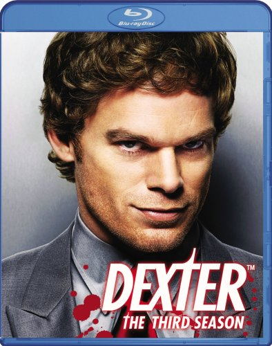 Dexter: The Third Season [Blu-ray]