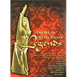 American Bellydance Legends (Amar Dig)