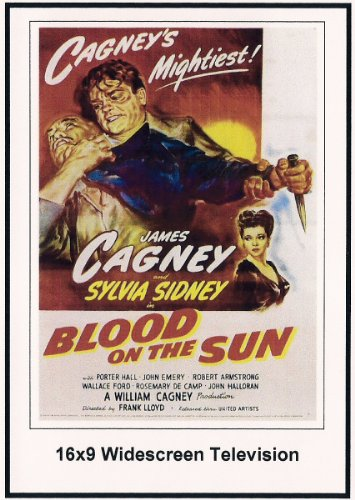 Blood On The Sun 16x9 Widescreen TV.