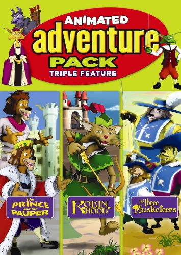 Animated Adventure Pack: Triple Feature
