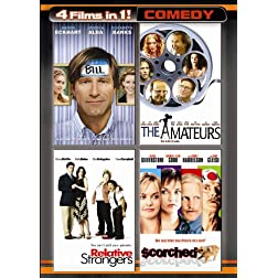 4 Movies in 1: Comedy (2pc)
